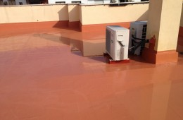 Impermeabilización de terrazas- Grupo Galera