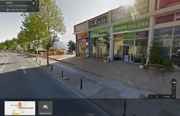 Grupo Galera streetview