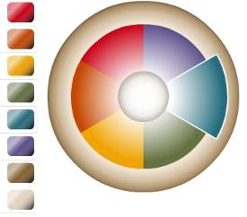Simulador colores Grupo galera