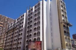 Grupo Galera rehabilitación y revestimiento Hotel Ocas